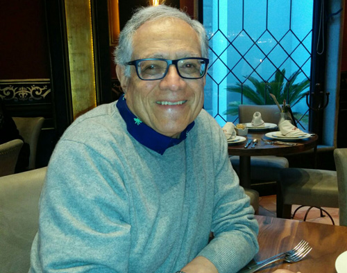 photo of Dr. Gabriel Guarneros