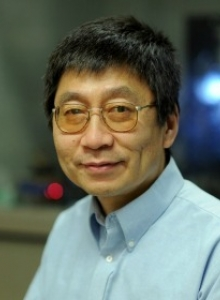 Portrait style photograph of Dr. Liang Tong