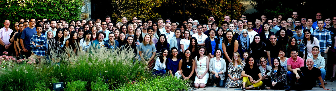 Members of the Deptartment of Biological Sciences gathered for the 2019 Department Retreat.