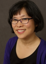 Photo of Dr. Mimi Shirasu-Hiza