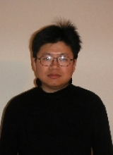 Dr. Wei Gu is pictured.